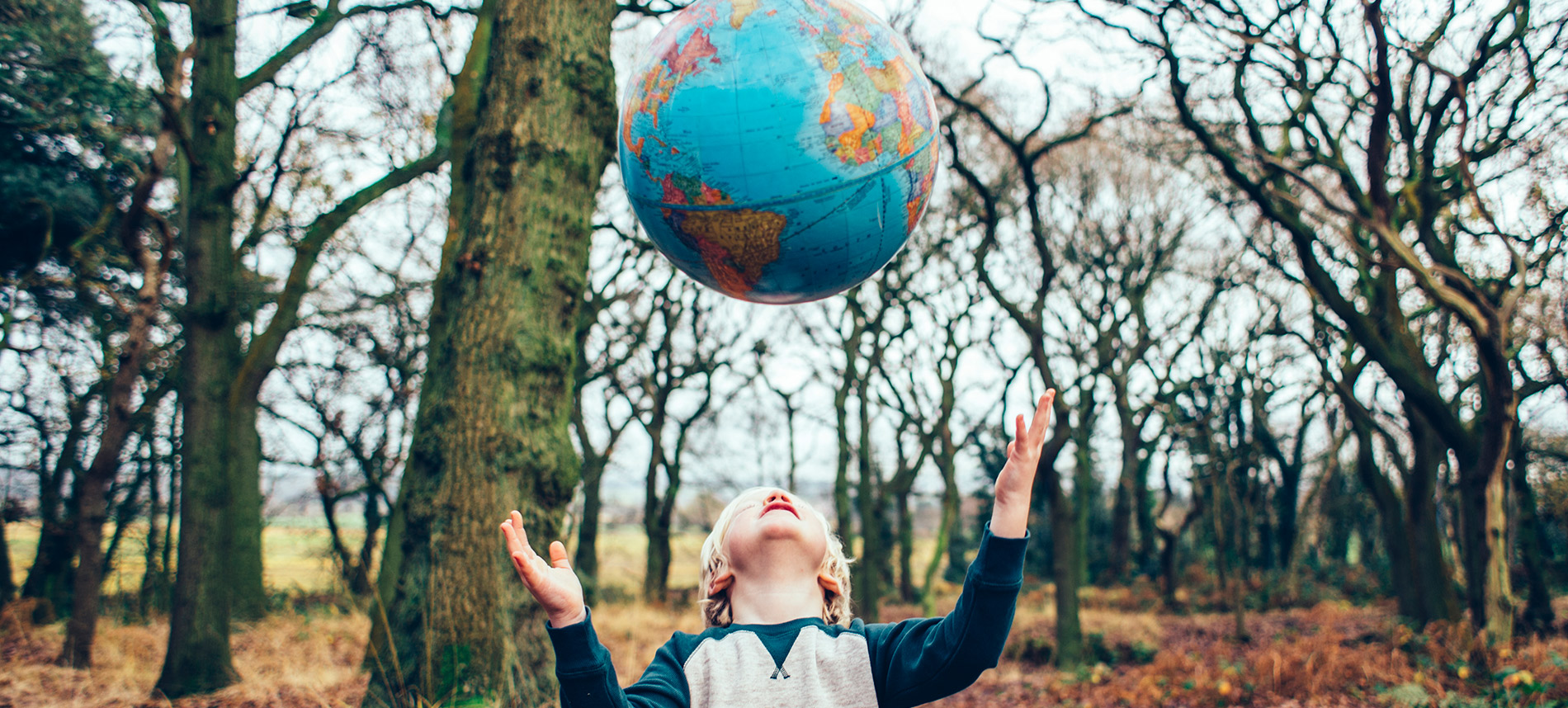 How do kids perceive the planet