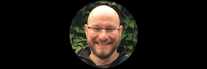 Headshot of Tim Herbert Editorial Director of Creature Media